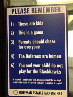 Funny hockey | Hockey | Funny words of wisdom