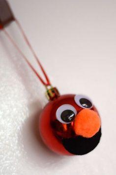 Elmo necklace