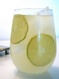Moscow Mule: 2 parts vodka, 1 part lime juice, 3 parts ginger beer // I love these.
