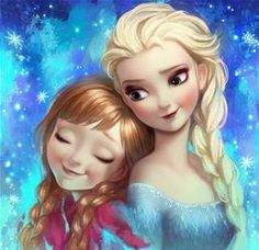 Anna*Elsa*Frozen