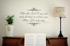 the lord, beauti space, decor idea