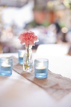 Pink + blue | Santa Barbara Sunset Cruise Wedding | MoHa Photography