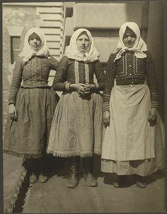 slovakian women, ellis island