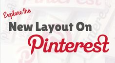 #Pinterest implements new layout.   For more #Pinterest tips, follow Pinterest FAQ curated by Joseph K. Levene Fine Art, Ltd. | #JKLFA | http://pinterest.com/jklfa/pinterest-faq/