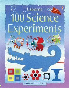 Usborne Books & More. 100 Science Experiments IL