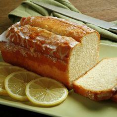 Lovely Lemon Pound Cake