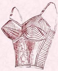fashion-era.com  1950s Underwear Girdles, Bras and Corselettes