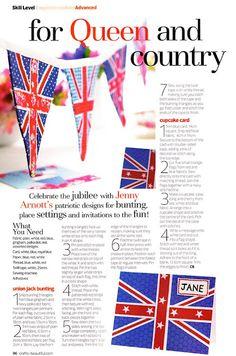 British bunting how to