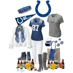 Outfit -- Indianapolis Colts