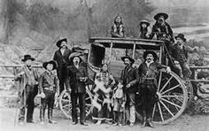 the old west - .