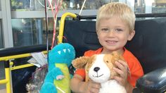 'Pray for Chad': Campaign for boy with brain tumor goes global