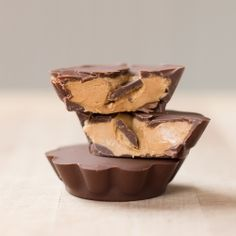 Vegan and Gluten Free, these peanut butter cups are rich and dreamy. A huge favorite in our house!