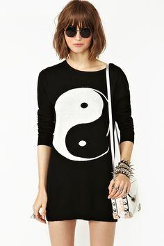 Yin Yang Knit