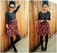 .Bad Moon Rising. (by Kendall C.) http://lookbook.nu/look/2520935-Bad-Moon-Rising skirt, tight