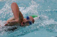Swim laps in the pool. #FitFluential #fitnessbucketlist