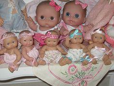 Berenguer dolls
