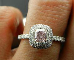 Pink diamond - yes, please!