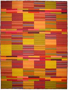 Sedona Sunset by Lori Allison, Allison Quilt Designs