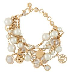 Chaos pearl bracelet at Henri Bendel | Cool Mom Picks