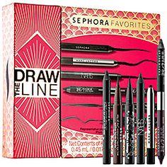 Sephora Favorites - Draw The Line #sephora