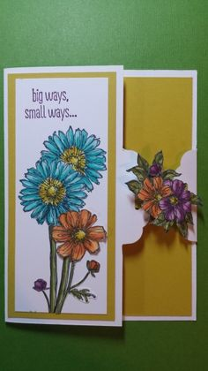 Bloom with Hope Card