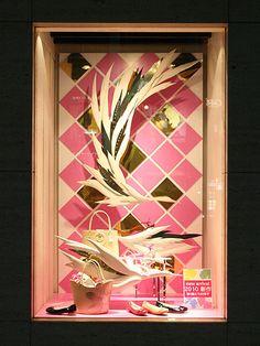 Visual: YOSHINOYA- Vidrieras de Tokyo
