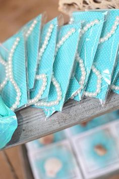 Hostess with the Mostess® - Kate's Mermaid Party