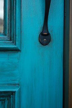 antiqued turquoise = <3