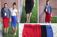 Take Note - Pencil Skirts #pencilskirts pickyourplum.com