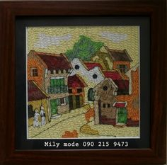 "Lynda Guyder - ""I was given this framed. it was what inspired me to take up quilling."""