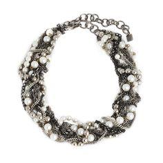 Rad wedding necklace?