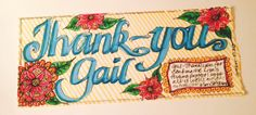 Thank you Gail -- Kimkarlene Cards