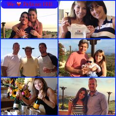 Several unforgettable moments at Pelican Hill in one collage from a mother's 60th birthday to the announcement of the first grandchild | www.pelicanhill.com |The Resort at Pelican Hill, Newport Beach, CA | #pelicanhillresort #memories