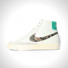 Nike Blazer Mid PRM VNTG - Snakeskin   Sole Collector