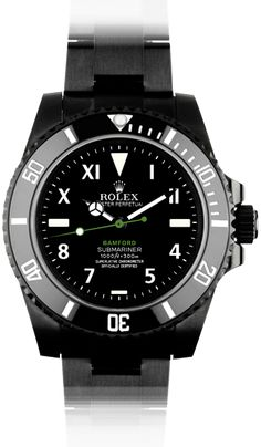 Rolex updates some WWII watches for this limited edition. SE Submariner California.