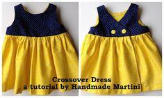 Tutorial: Crossover Dress