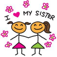 <3 sister