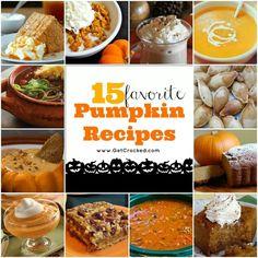 Pumpkin crock pot recipes
