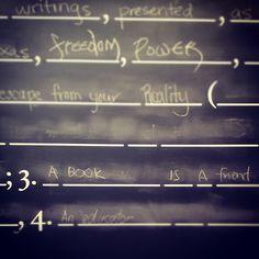 books, freedom , erinjang