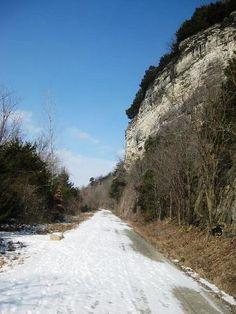 Top 8 trails // KC