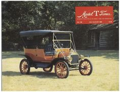 The Model T Ford Club International