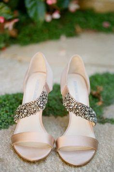 Praise Wedding » Wedding Inspiration and Planning » 13 Unabashedly Elegant Bridal Shoes