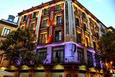 Calle Postas Posada del Peine #Madrid