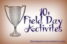 Field Day Activities Ideas