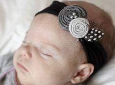 DIY Interchangeble headband (via #spinpicks)