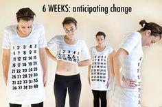 Documenting pregnancy