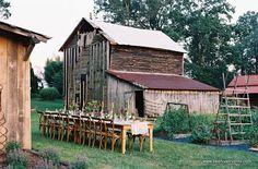 rustic virginia setting..lovin the barn too...