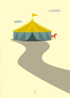 I love anything circus. Anything.