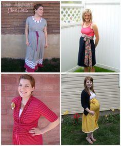 maternity sewing roundup diy