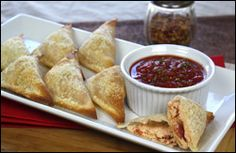 Pizza Poppers!!